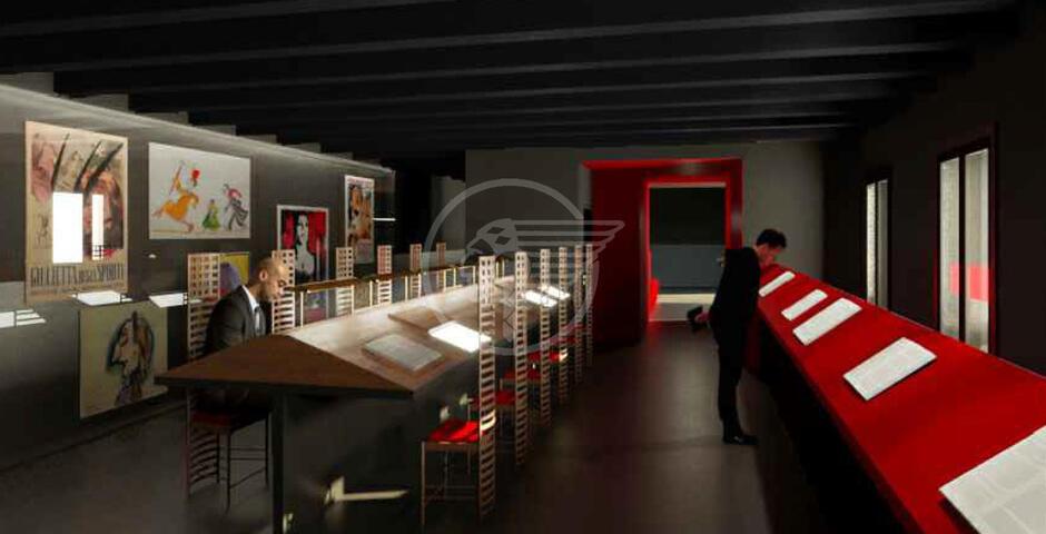Museo Fellini: ok al progetto Casa Valloni/Fulgor