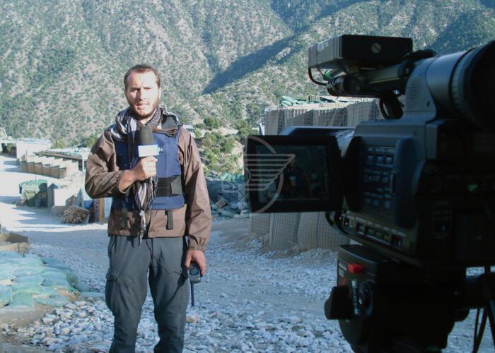 Nico Piro sabato a Rimini a parlare di Afghanistan