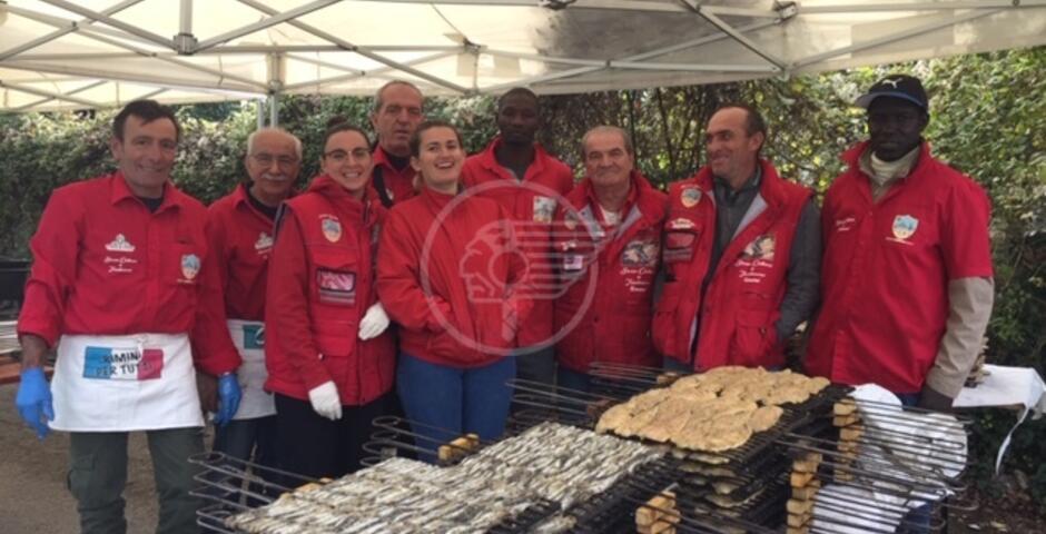 Raccolti 6mila euro al pranzo benefico di Rimini Autismo