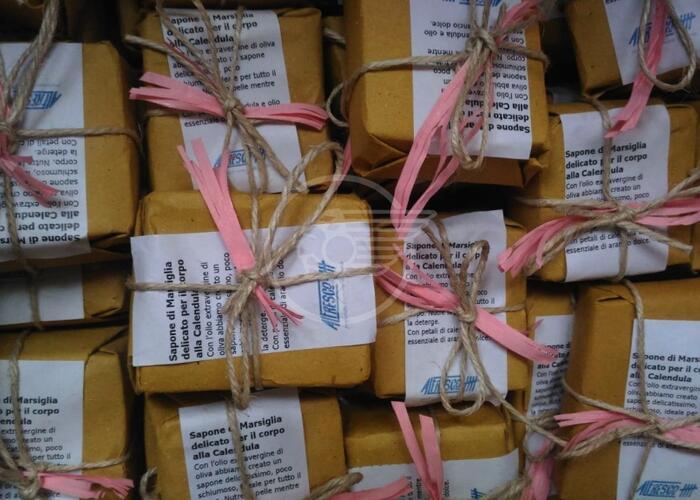 """""""Lazzaro"""" mette in vendita i prodotti dei detenuti"""