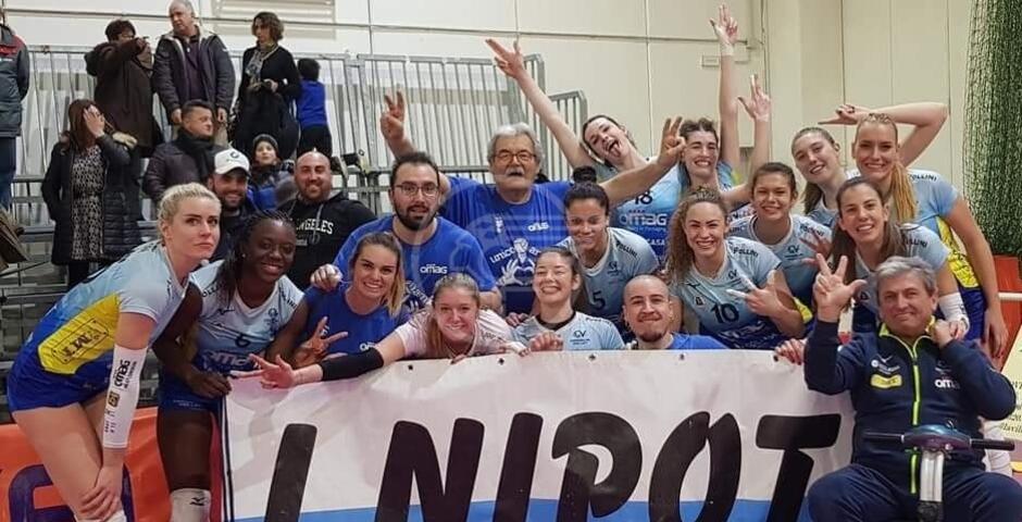 Volley A2: la Omag S. Giovanni riprende la marcia