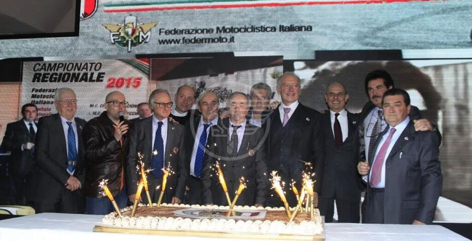Festa dei Campioni per il nuovo Motoclub Renzo Pasolini