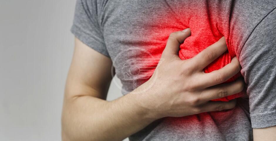 Un batterio intestinale favorisce l'insorgenza dell'infarto