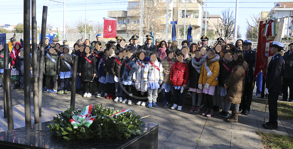 """I bambini delle """"Ferrari"""" per il Giorno della Memoria"""