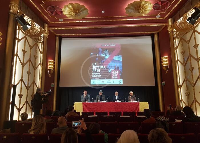 La Settima Arte ad inizio aprile dedicata a Fellini