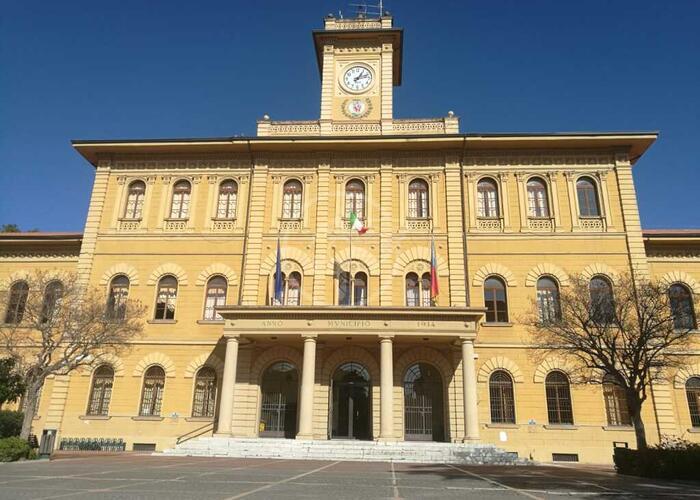 Più accessibilità per Palazzo Mancini, da lunedì i lavori