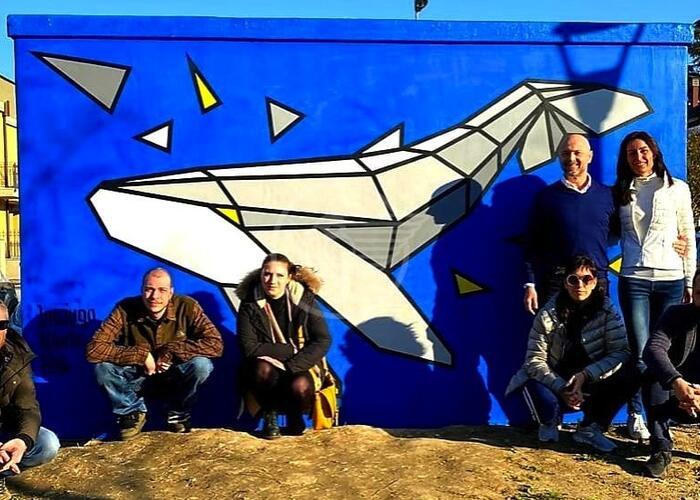San Giovanni: progetto green graffiti, esperienza unica
