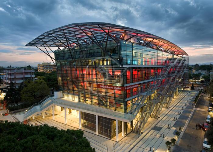 Palazzo dei Congressi, è record per i numeri del 2019