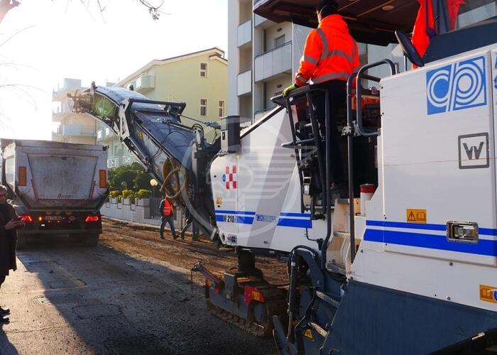 Parco del Mare: dipendenti Enel assenti alla riapertura del cantiere