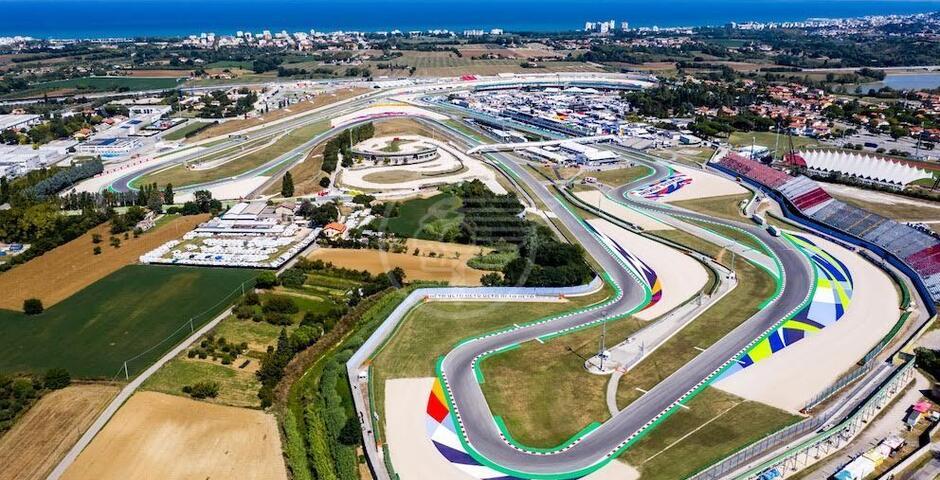 MotoGp al World Circuit, si lavora per l'evento dall'11 al 13 settembre