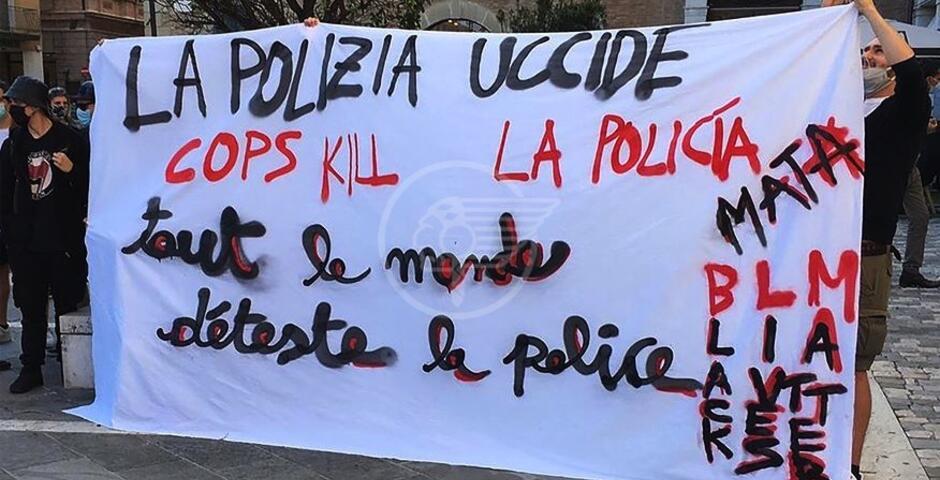 """Mazzini (SAP): """"Campagna d'odio contro le forze dell'ordine, serve la condanna unanime"""""""