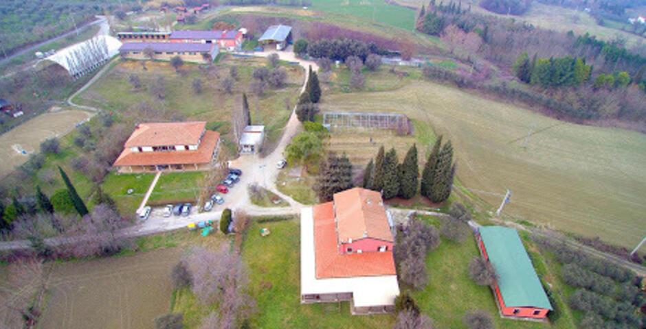 Covid-19, le azioni messe in campo dalla comunità terapeutica di Vallecchio