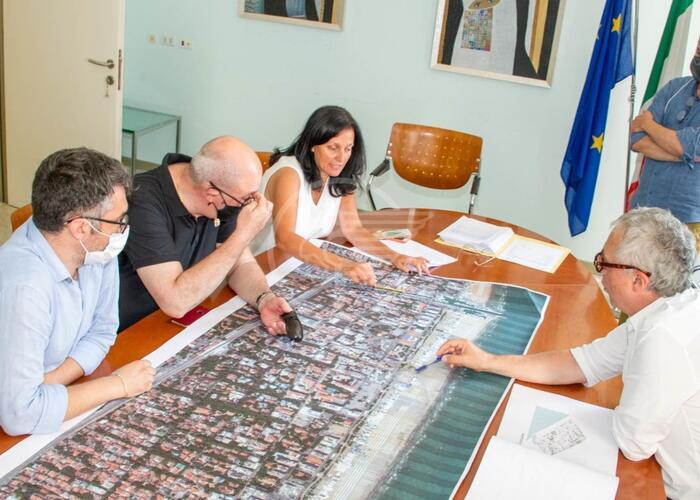 Boeri firma il progetto che cambierà il cuore della Perla