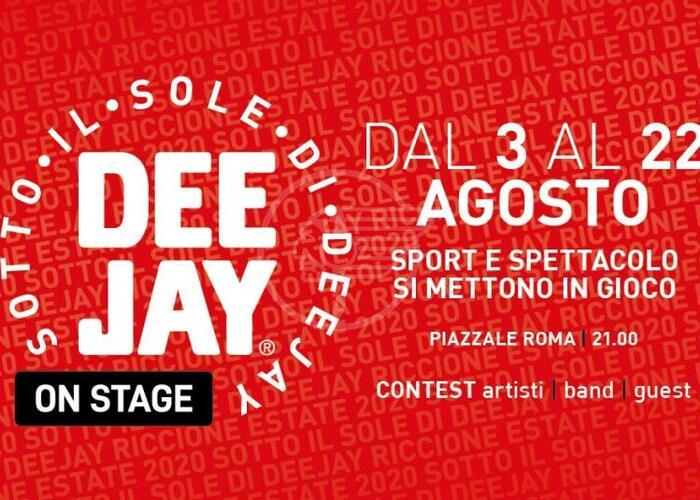 Piazzale Roma come un teatro: solo posti a sedere per DeeJay On Stage