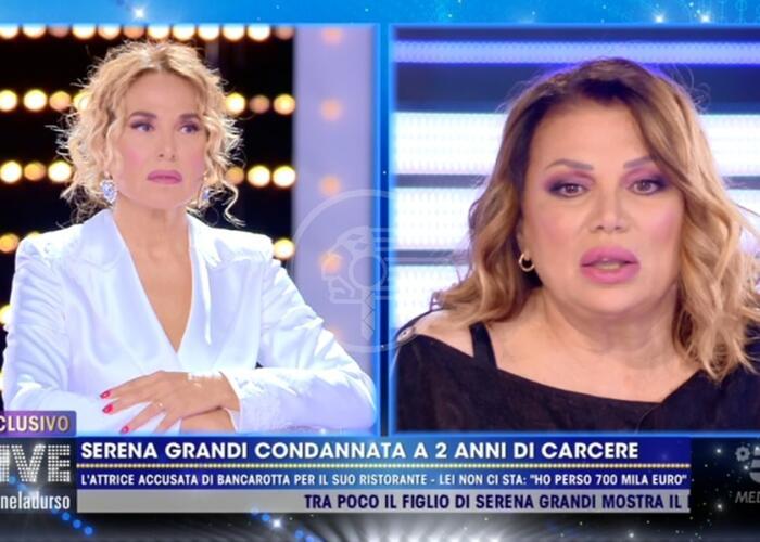 """La Grandi in tv: """"Vado in Appello, condanna ingiusta"""""""