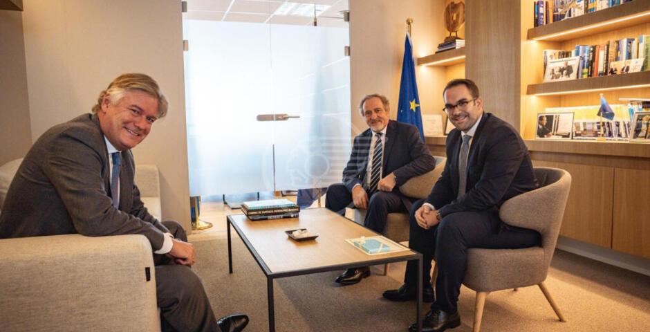 A Bruxelles Pdcs e Ppe riaprono i colloqui di collaborazione