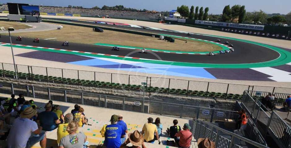 Oltre 20.600 spettatori per il Motomondiale al World Circuit