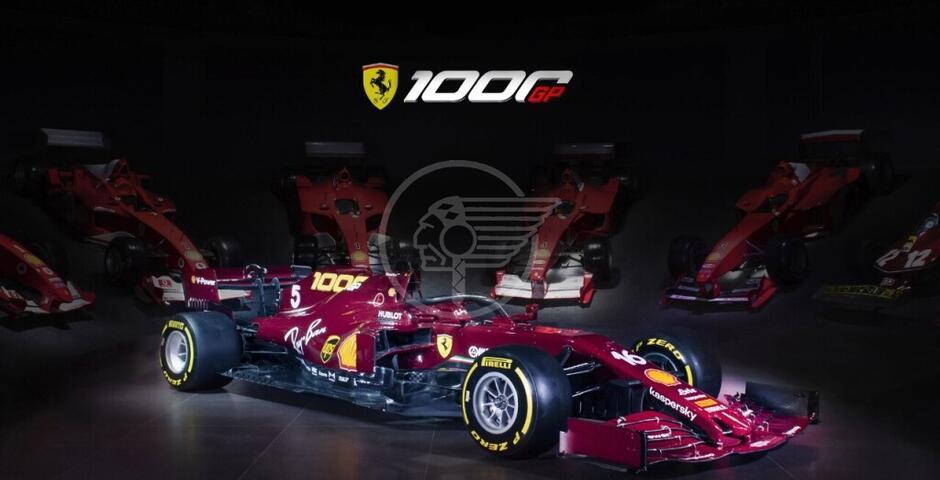 Livrea amaranto per la Ferrari al Mugello, Vettel alla Aston Martin