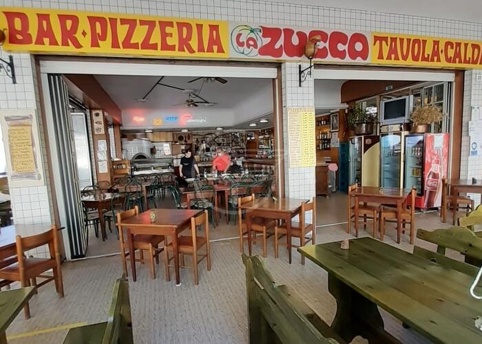"""Il bar-pizzeria """"La Zucca"""" di Miramare tra le Botteghe Storiche"""