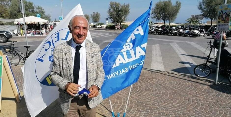 """Pecci (Lega): """"Sicurezza a Bellariva, oltre 200 solo oggi al nostro gazebo"""""""
