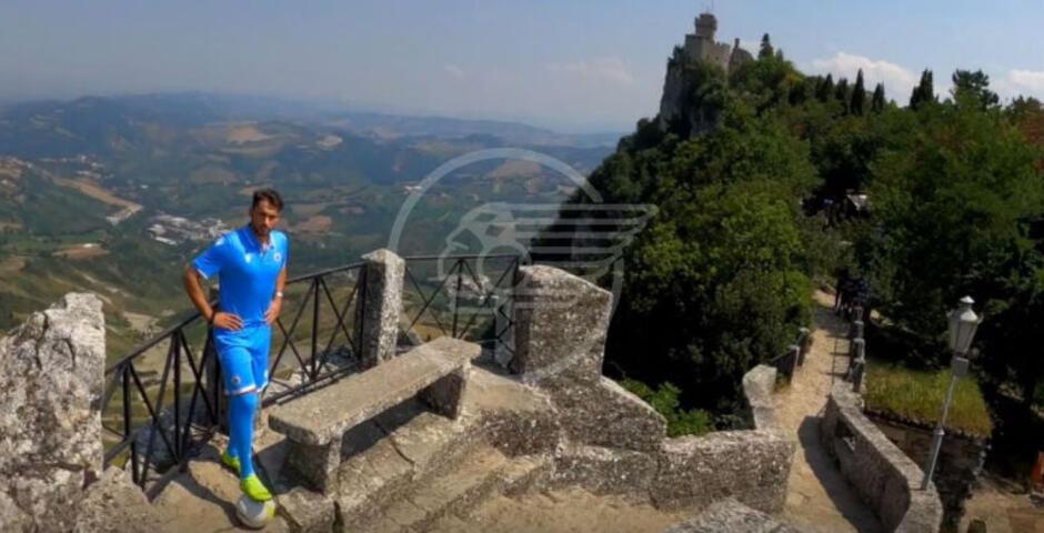 San Marino: svelata la nuova maglia della Nazionale