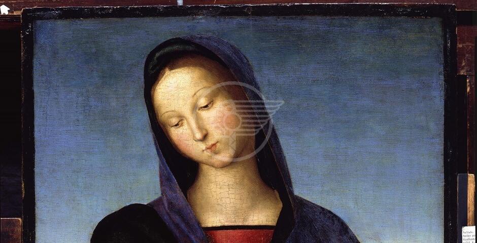 """Torna la """"Madonna Diotallevi"""", dal 16 al Museo della Città"""