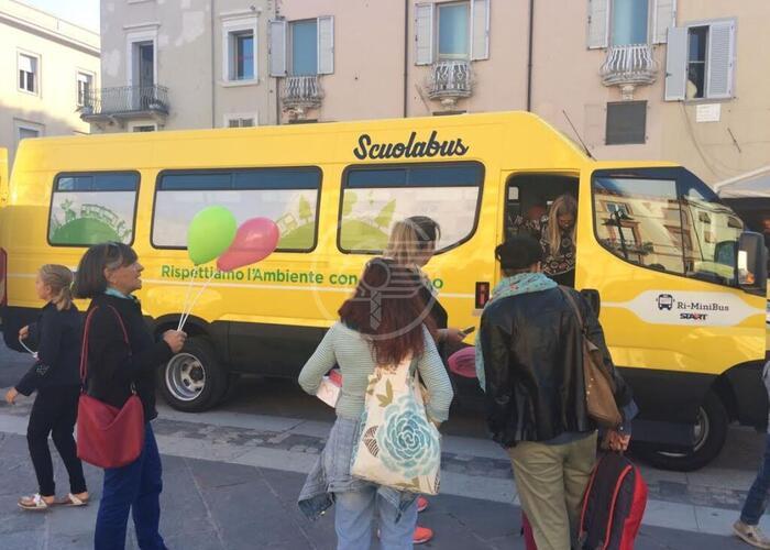 Il servizio di trasporto scolastico prosegue senza modifiche