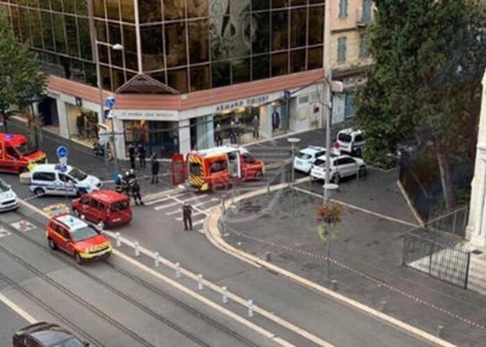 Attacco terroristico a Nizza, morti e feriti. Preso l'autore