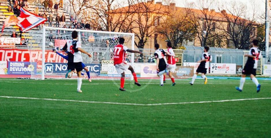 Rinviata a data da concordare la partita Rimini Fc-Aglianese