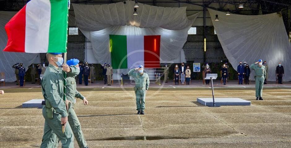 Cercolani al comando del Centro Addestrativo Aviazione dell'Esercito