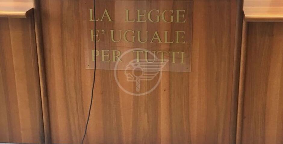 """""""Falsi verbali d'udienza"""", rinviata a giudizio pm onorario"""