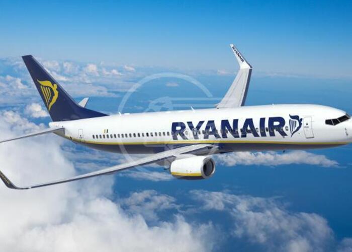 Dal 1° dicembre due voli Ryanair settimanali Rimini-Napoli