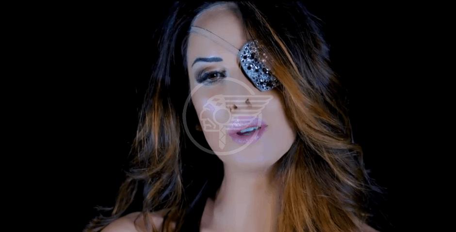 Gessica Notaro in video canta e mostra gli sfregi del volto