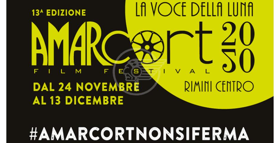 Al via da domani 24 con il supporto on line l'Amarcort Film Festival