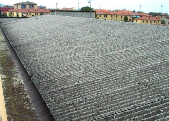 Smaltite 50 tonnellate di amianto, dal 2010 rimosse 942 tonnellate