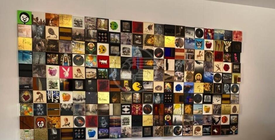"""""""Venti per Venti"""": 200 opere in mostra alla Galleria Zamagni"""