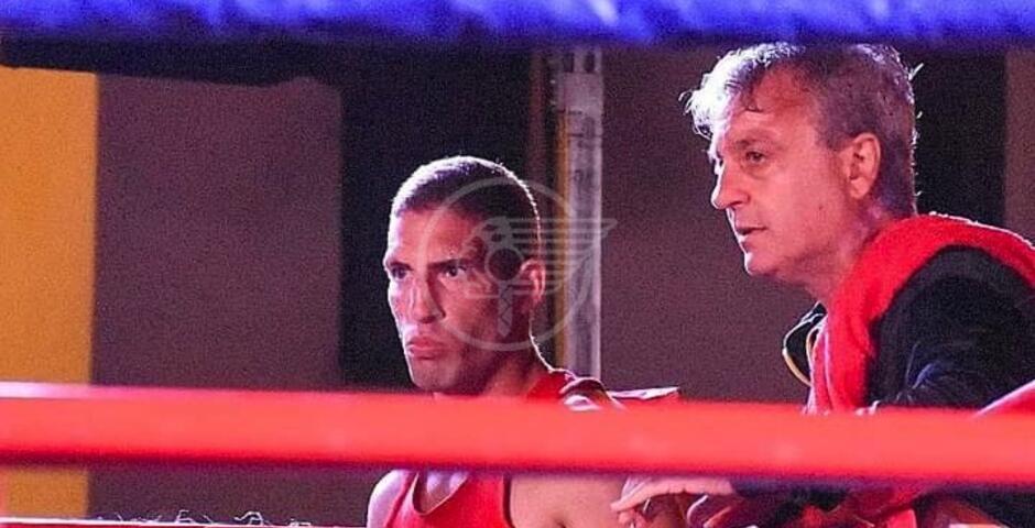 Bronzo per Mohamad ai regionali di boxe élite prima serie