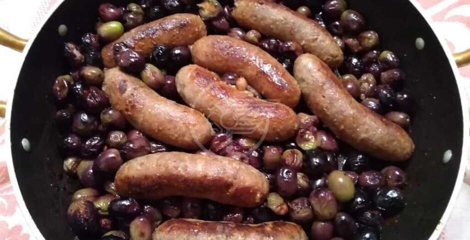 #RURALI SEMPRE - La salsiccia con le olive