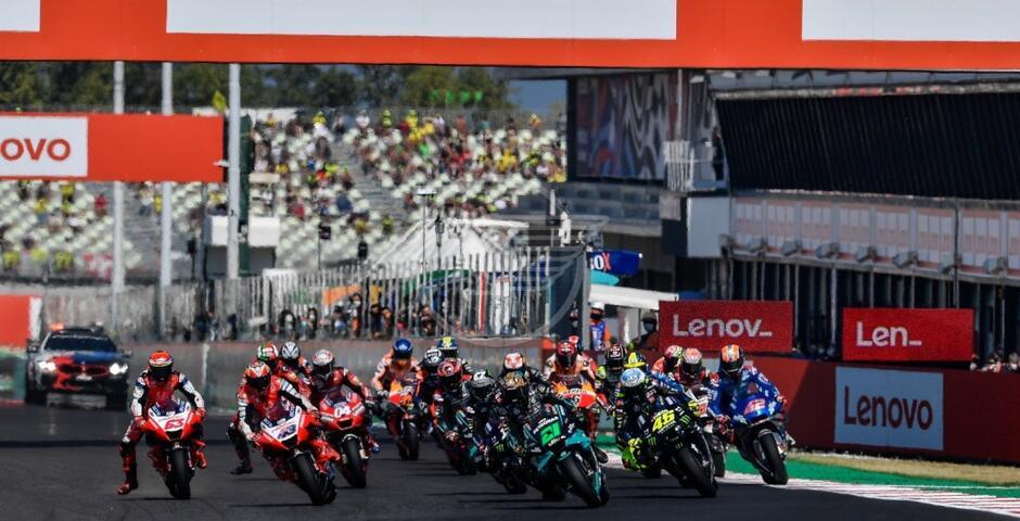 Fissata la data: la MotoGp al World Circuit il 19 settembre 2021