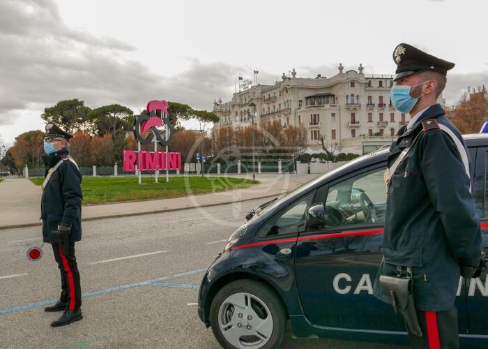 I carabinieri arrestano un ucraino, deve scontare 8 mesi per rapina