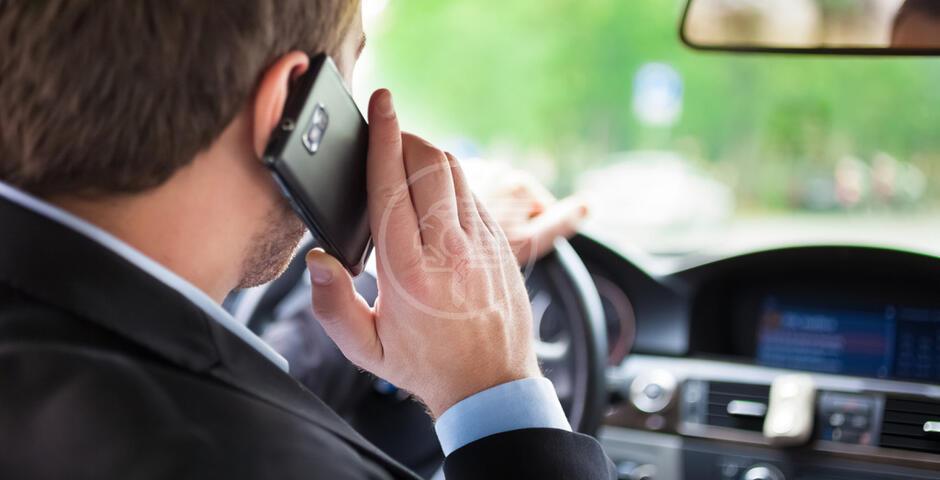 Cellulare alla guida, una pessima abitudine che continua a crescere