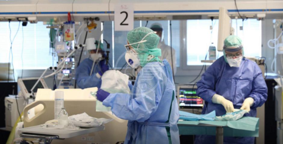 Tre donne decedute nel Riminese, calano i nuovi positivi: 97 (43 sintomatici)