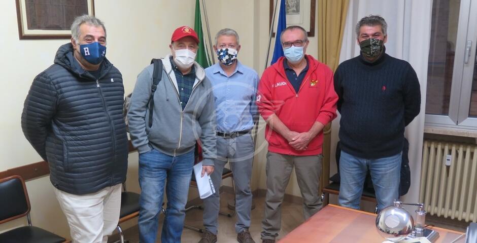 I 5 presidenti firmano: è realtà la New Rimini Baseball & Softball