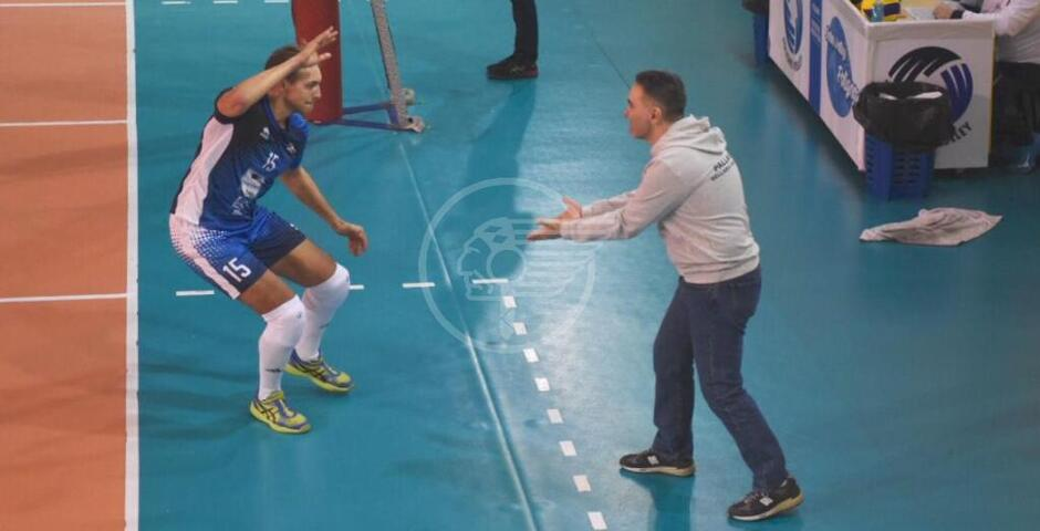 Volley: RomagnaBanca parte col botto, espugnata Foligno