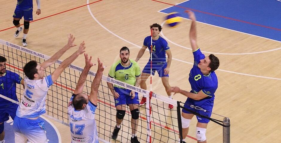 Volley serie B: Titan Services sconfitta a Bologna (3-0)