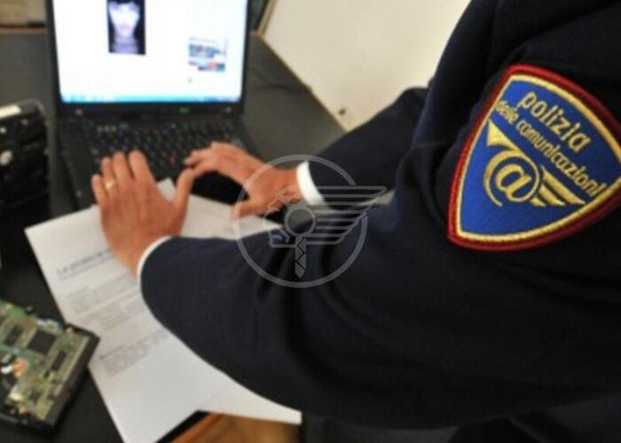 Immagini pedopornografiche sul computer, 30enne arrestato dalla Polizia postale