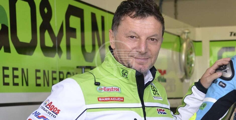 La notizia purtroppo è ufficiale: Fausto Gresini non ce l'ha fatta