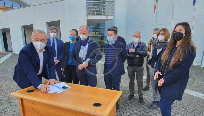 Firmato il Protocollo d'Intesa per la mobilità e la viabilità della Valmarecchia