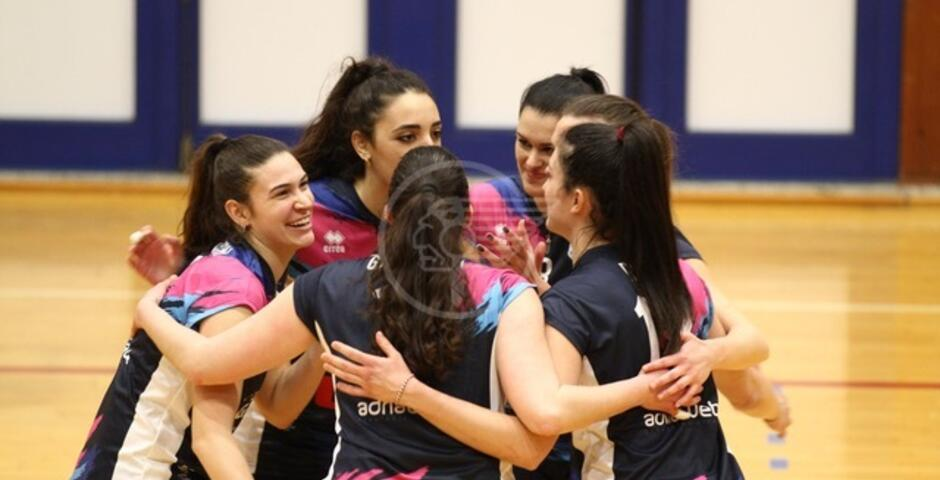 Volley C femminile: Gut Chemical a valanga nel debutto casalingo