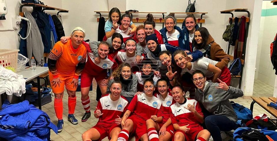 Calcio femminile: una travolgente Asd ne fa 7 al Ducato Spoleto